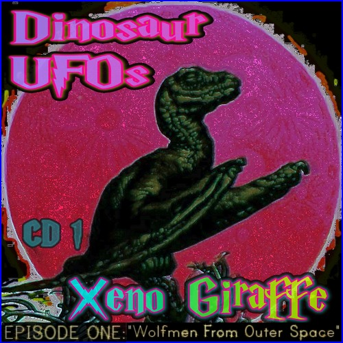 Dinosaur UFOs