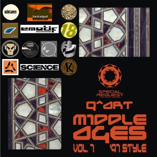 DJ Q^ART - Middle Ages ('97 Style) Vol. 7