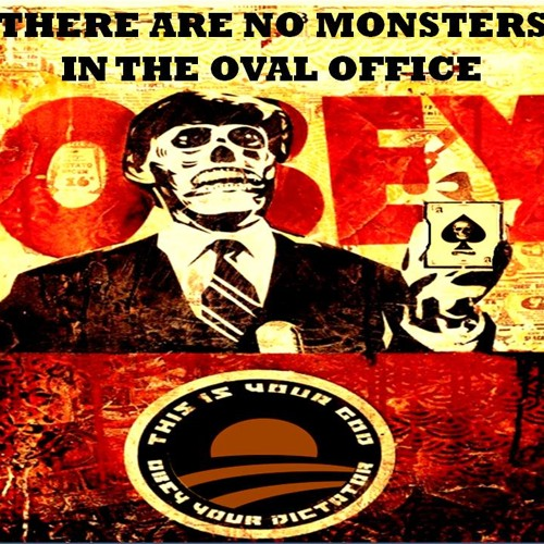 "'There Are No Monsters In The Oval Office' w/ Frank ""Greg"" Ford - September 3, 2013"