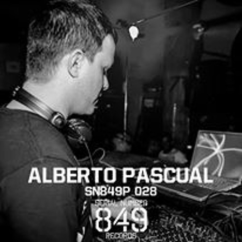 Alberto Pascual Serial Number 849 Podcast 028