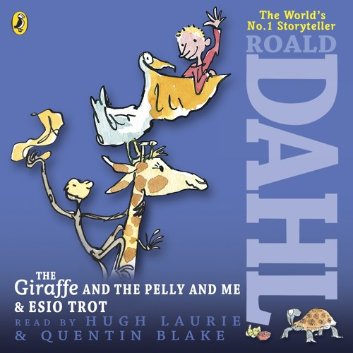 Roald Dahl: The Giraffe and the Pelly and Me (Audiobook Extract) Read by Hugh Laurie