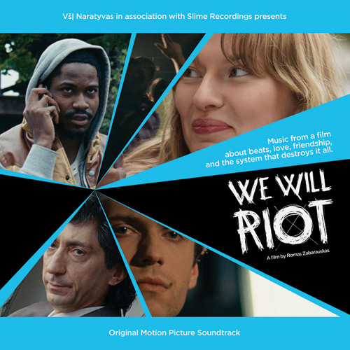 Various - We Will Riot OST - SLM088