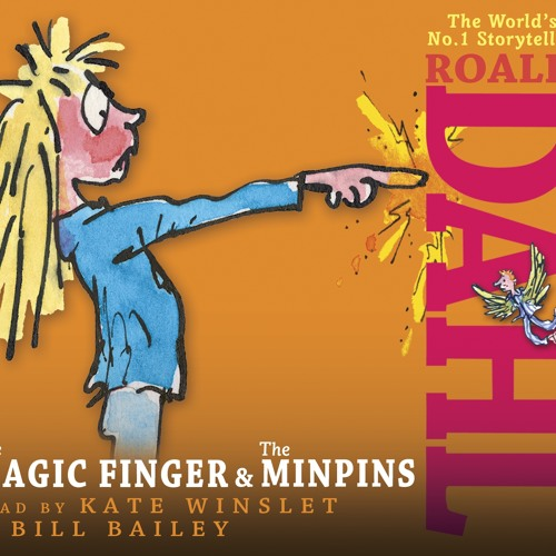 Roald Dahl: The Magic Finger (Audiobook Extract) read by Kate ...