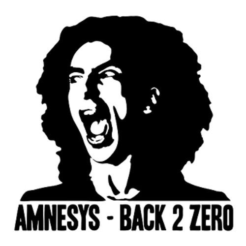 Amnesys - Back 2 zero (Traxtorm Records - TRAX0097)
