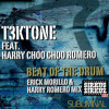 T3ktone - 'Beat Of The Drum ( Erick Morillo & Harry Choo Choo Romero Sirkus Sirkuz Edit)'