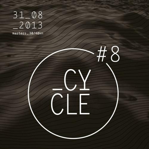 Ratko Filipović Examine - Live at CYCLE #08 (Masters, Zagreb) - 31 AUG 2013