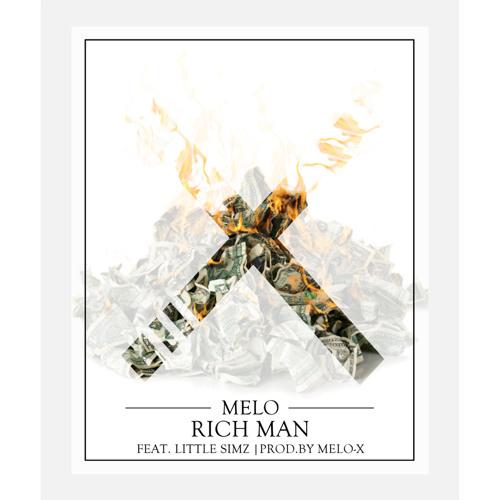 MeLo-X -  Rich Man (con Little Simz)