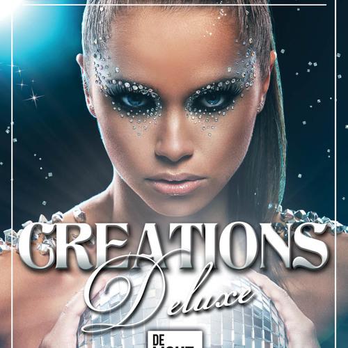 Chris Scott - Creations Deluxe 2013 mix - Zaterdag 12 oktober Lichtfabriek