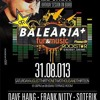 Rockstar Energy Drinks presents Balearia Ibiza Yacht Party with (Nitty and SOterik Set)