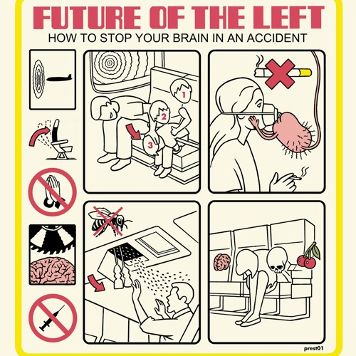 bread, cheese, bow and arrow - future of the left