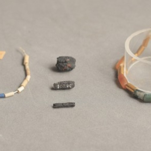 Ancient Beads with an Otherworldly Origin