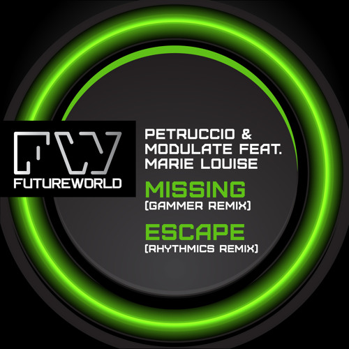 PETRUCCIO & MODULATE - MISSING (GAMMER REMIX) / ESCAPE (RHYTHMICS REMIX) - OUT NOW @ Beatport
