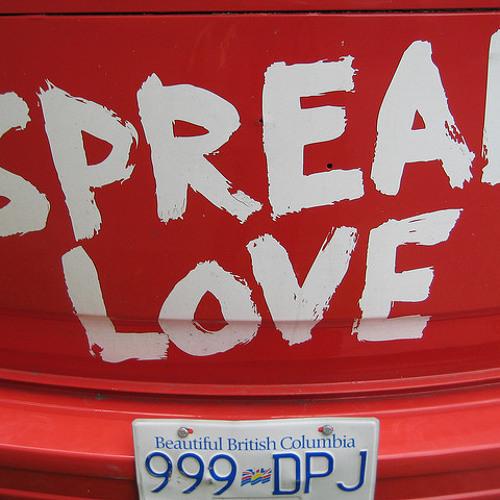 Spread Love (ft Mr Shammi)