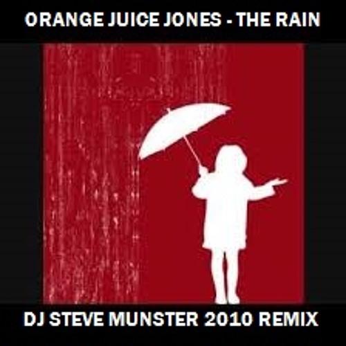 ORANGE JUICE JONES - NEVER GONNA LET THE RAIN GO(MUNSTER'S RADIO REMIX)
