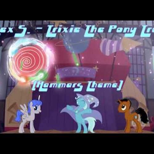 Trixie The Pony Troll [VIP]
