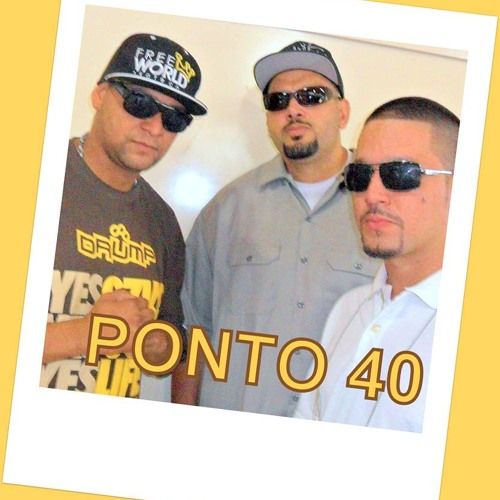 PONTO 40 - MEUS AMIGOS