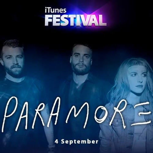 Paramore Live at iTunes Festival 2013