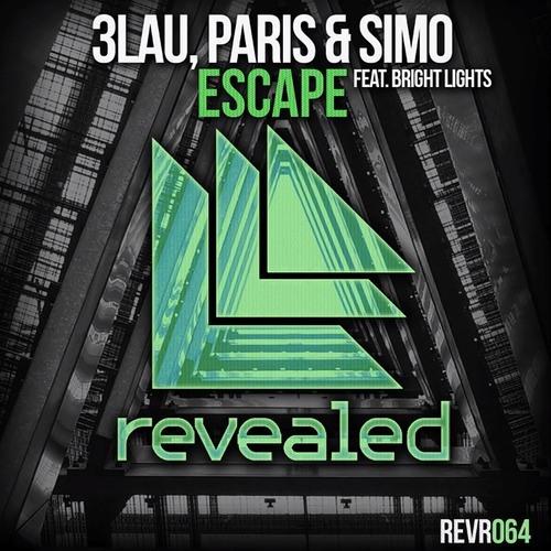 Escape (Dealow Remix) - 3LAU Paris & Simo ft Bright Lights Preview Remix Contest