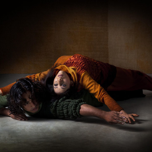 ISh - Knotted | Compositions for Aditi Mangaldas' dance Performance - Within