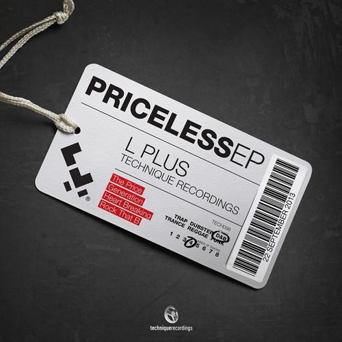 L Plus - The Price ( Technique Recordings)