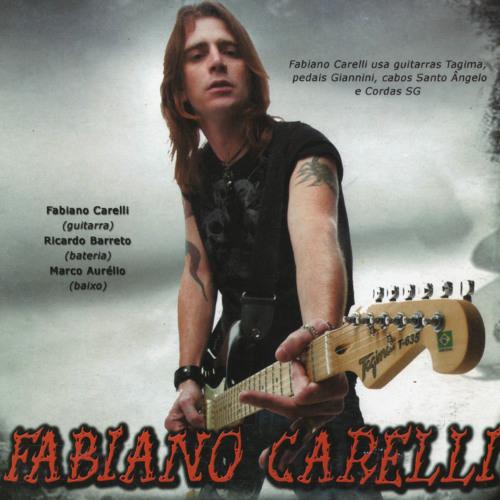 FABIANO CARELLI - Pé De Boi - ( 2012 )