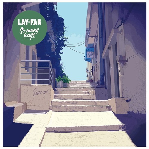 GVRLP004 — Lay-Far — So Many Ways LP (2xLP, CD, Digital) [preview]