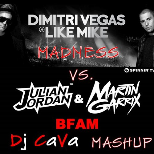 Madness BFAM (Dj Cava MashUp)-Dimitri Vegas,Like Mike,Coone,Lil Jon vs.Julian Jordan & Martin Garrix