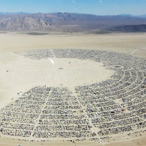 Live @ Burning Man 30 Aug 2013