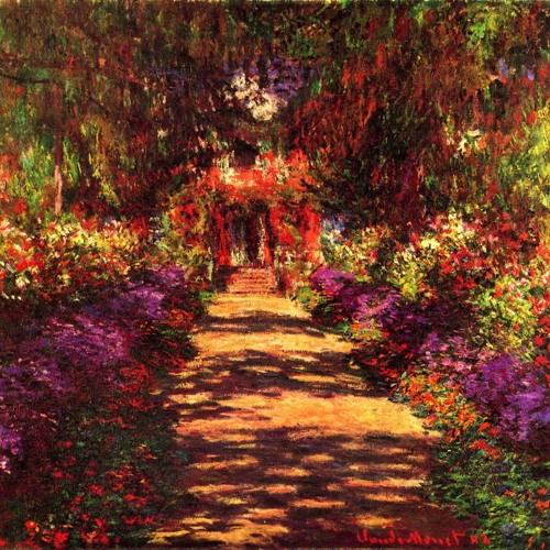 Garden At Giverny - from 'City Lights - Time Out Of Mind' feat. Wayne Morley (trumpet)