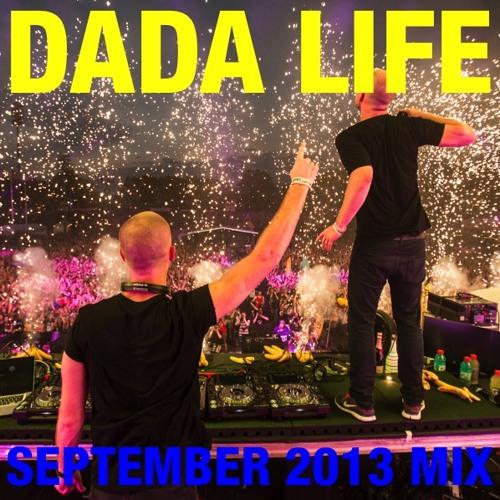Dada Life - September 2013 Mix