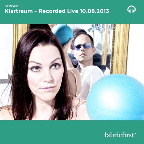 Klartraum - Recorded Live 10/08/13