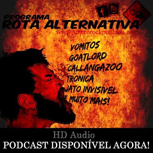 PODCAST ROTA ALTERNATIVA - #03/2013