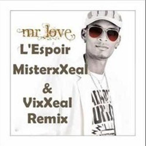 NMX-PROD-974-ZIIK™  - Mister Love - L'espoir (remix Clud)(exclu)(2013)