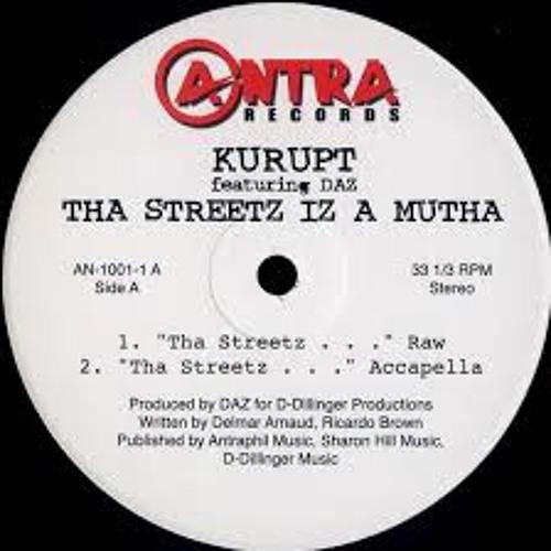 Kurupt - Tha Streetz Iz A Mutha [Instrumental] (Prod By Daz