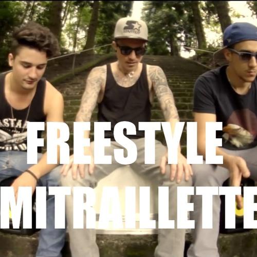 L'AB7 & Apolloud - Freestyle Mitraillette 2013