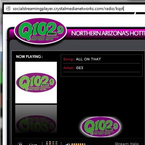 The Q 102.9 Radio Interview/All On That