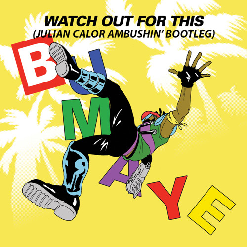 Major Lazer - Watch out for this (Julian Calor Ambushin' Bootleg)[Hardwell On Air PREVIEW]
