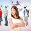 Violetta - En Mi Mundo - Letra Testo