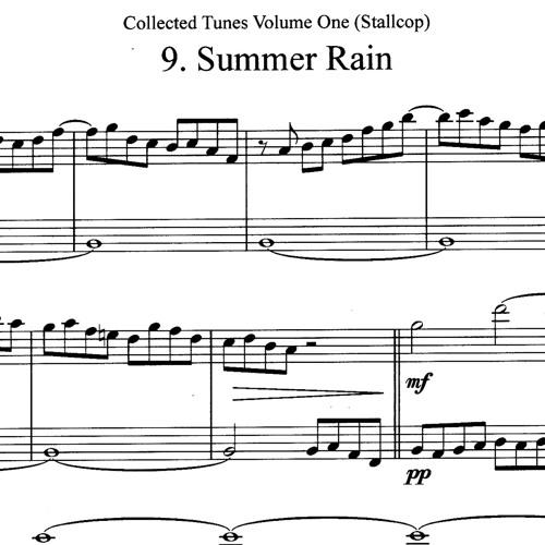 9. Summer Rain (Collected Tunes, Vol. 1)