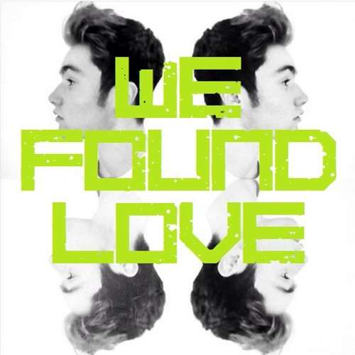 We Found Love - Michael T Ogilvie (Cover)