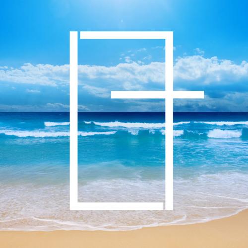 Blue Sea Of Sand