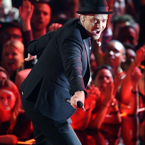 Justin Timberlake VMAs Performance 2013