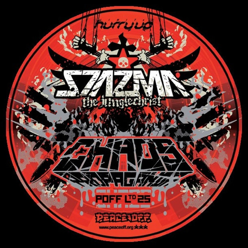 Stazma the Junglechrist - Nuisance 4 feat Le Crabe