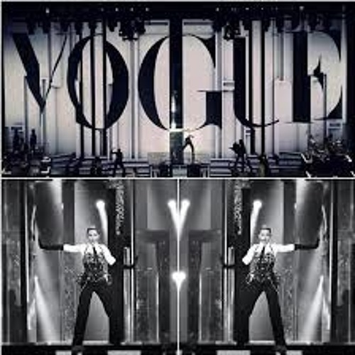 Madonna - VOGUE - Remix