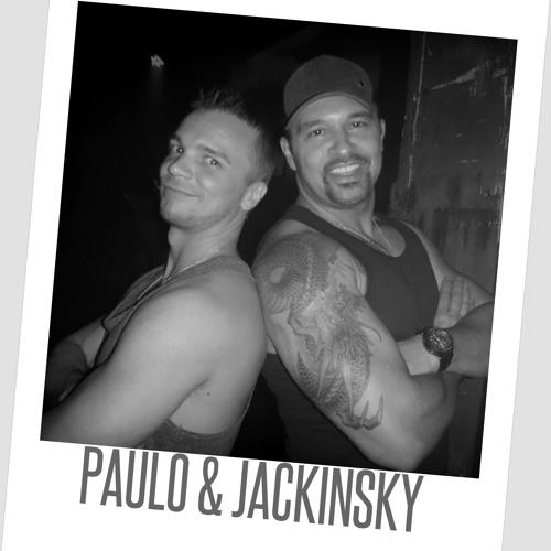 PAULO & JACKINSKY LIVE ! @ COLOSSUS SF (09-13)