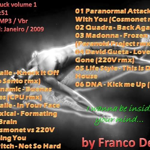 Full On Fuck By Franco Degan Vol.1