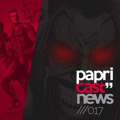 Papricast News 017