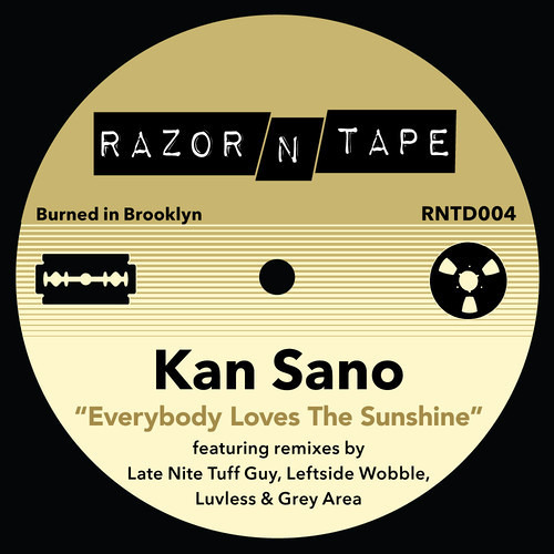 Kan Sano - Everybody Loves The Sunshine (Original & Leftside Wobble Remix)
