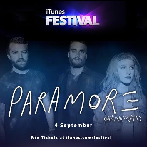 Paramore - iTunes Festival 2013 Full Show