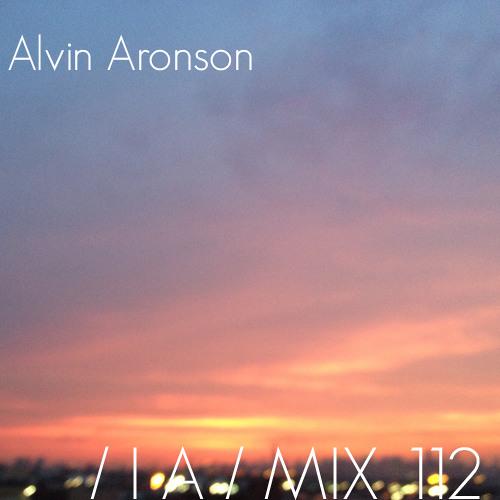 IA MIX 112 Alvin Aronson